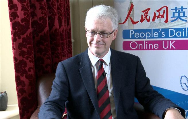 剑桥大学副校长伊恩・怀特:新世纪中国的全球角色特别重要
