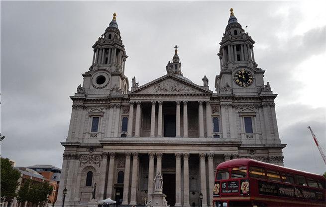 行摄英伦:圣保罗大教堂